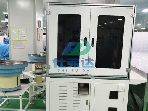 培养瓶自动焊接拧盖设备