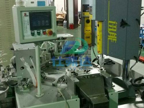 上海采血针针座全自动组装焊接A