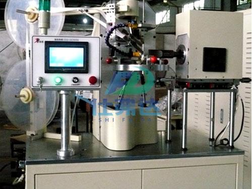 超声波焊接膜片机