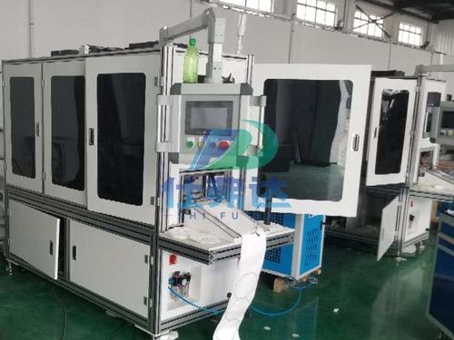 DTRO膜片全自动焊接设备
